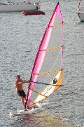 Windsurfing, Port d'Andratx, 28 d'agost de 2006.